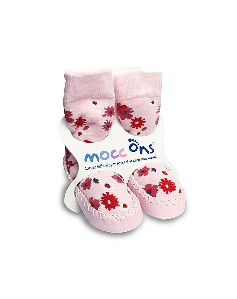Image of Mocc Ons - Floral Ditsy