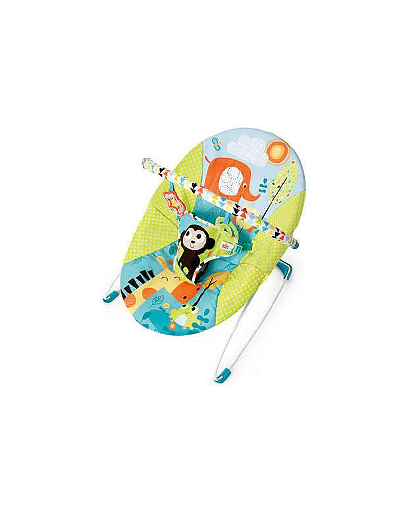 Image of BrightStarts Pack of Pals Baby Bouncer