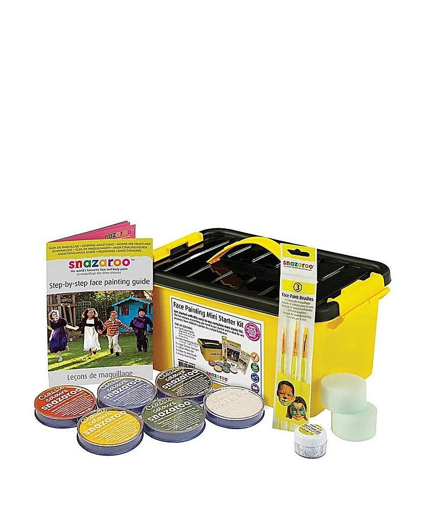 Image of Snazaroo Mini Starter Face Paint Kit