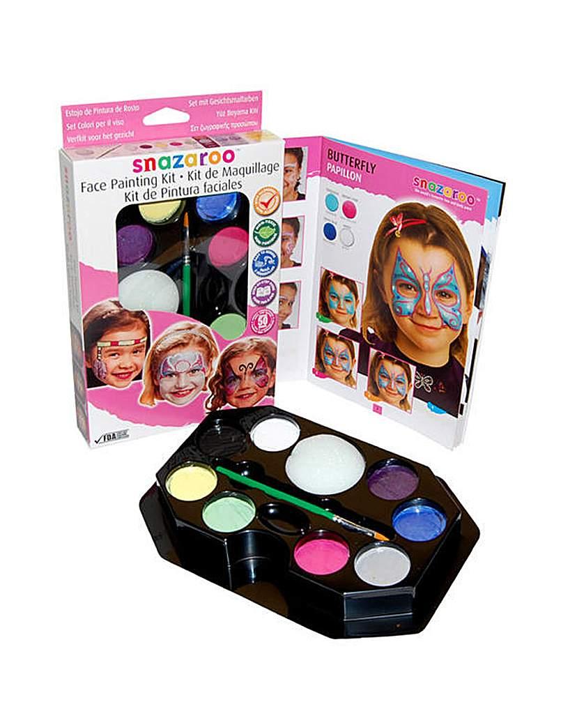 Image of Snazaroo Girl Face Paint Kit