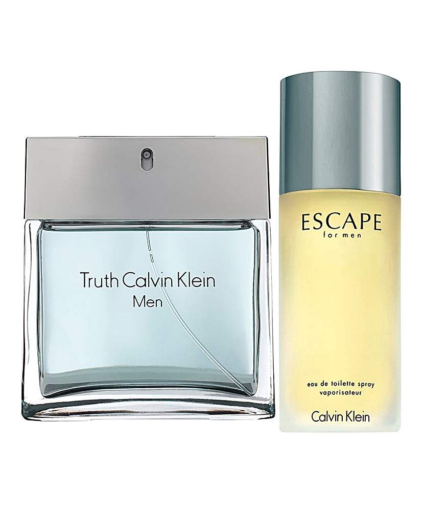 Escape Homme EDT 100ml & Truth EDT 100ml