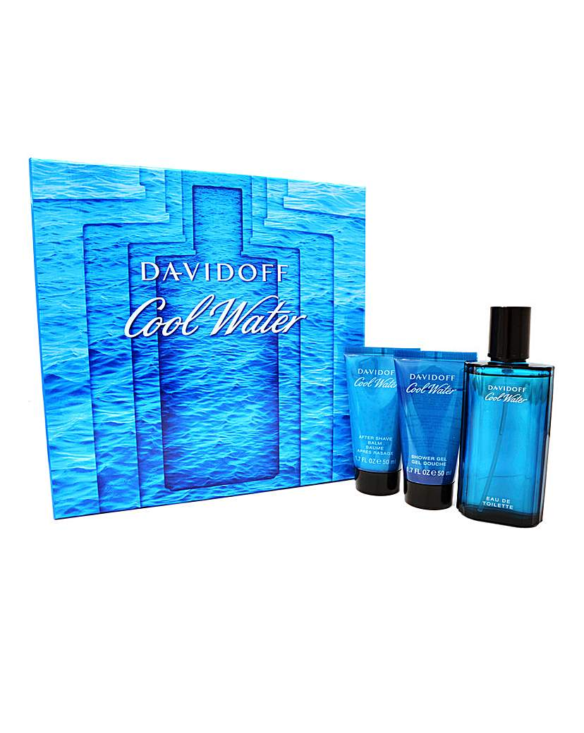 Image of Davidoff Coolwater Men Gift Set