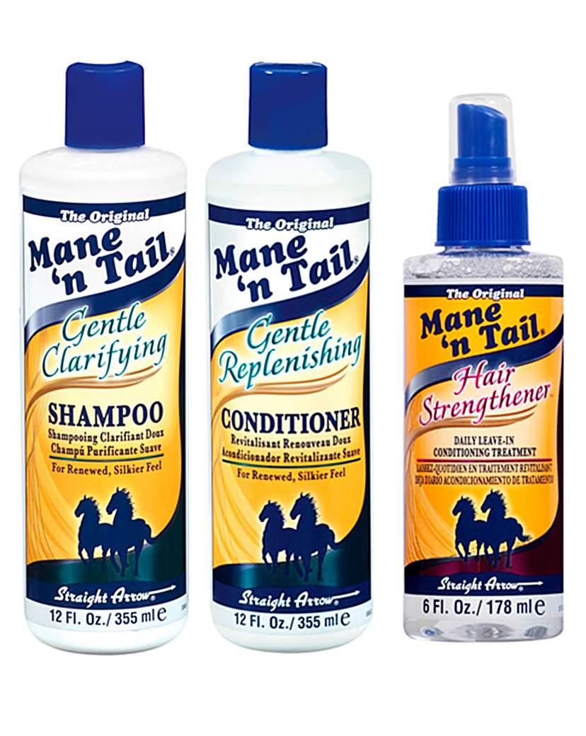 Mane n Tail Clarifying Trio Set