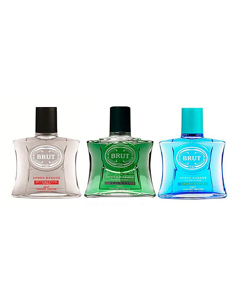 Image of Brut 100ml Triple Pack