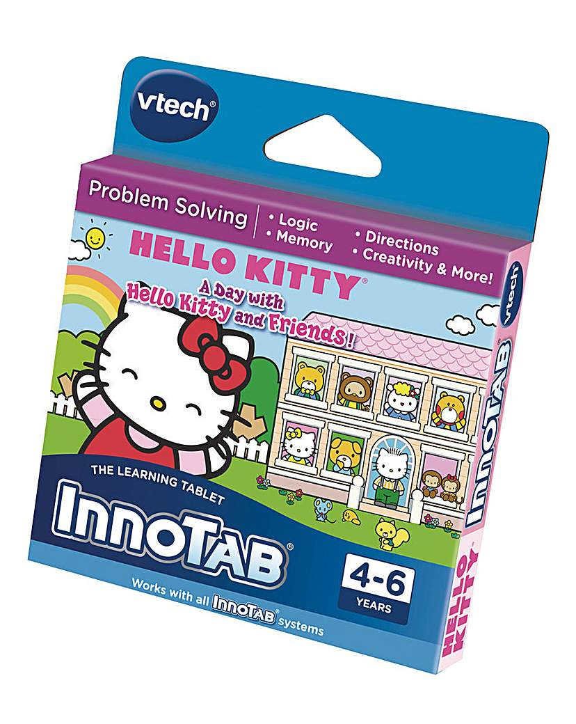 Vtech Innotab A Day With Hello Kitty