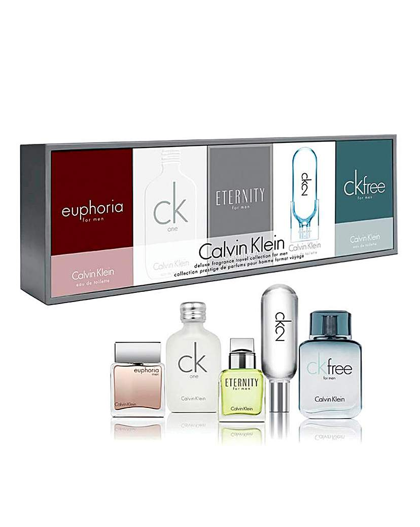 Image of Calvin Klein 5-piece mini set