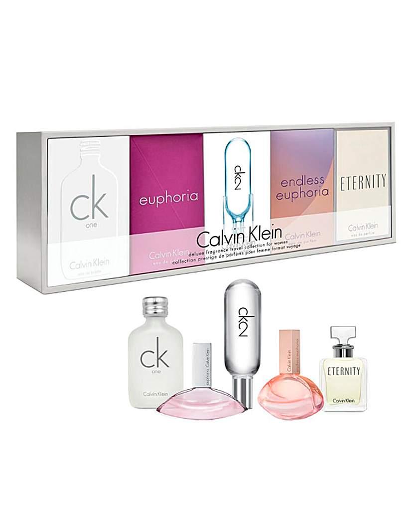 Image of Calvin Klein 5-Piece Ladies Mini Set