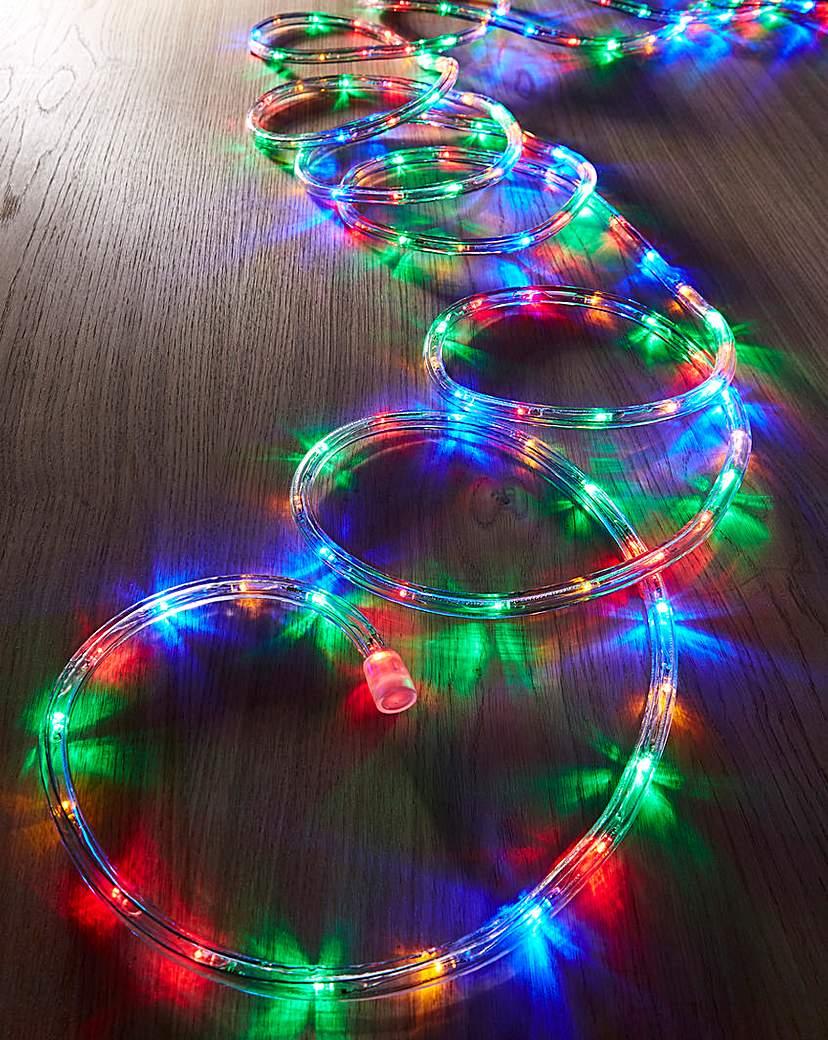 Multi LED Rope Light