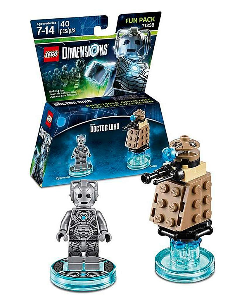 Lego Dimensions Doctor Who Fun Pack