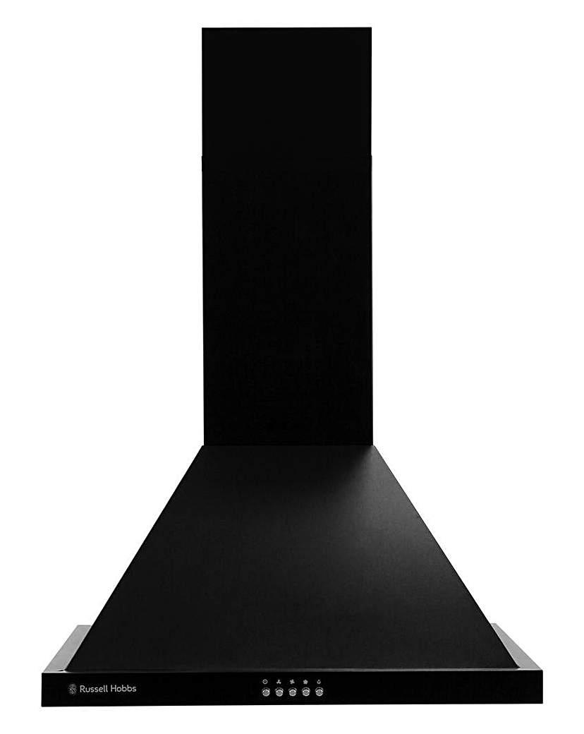 Russell Hobbs 60cm Cooker - Black