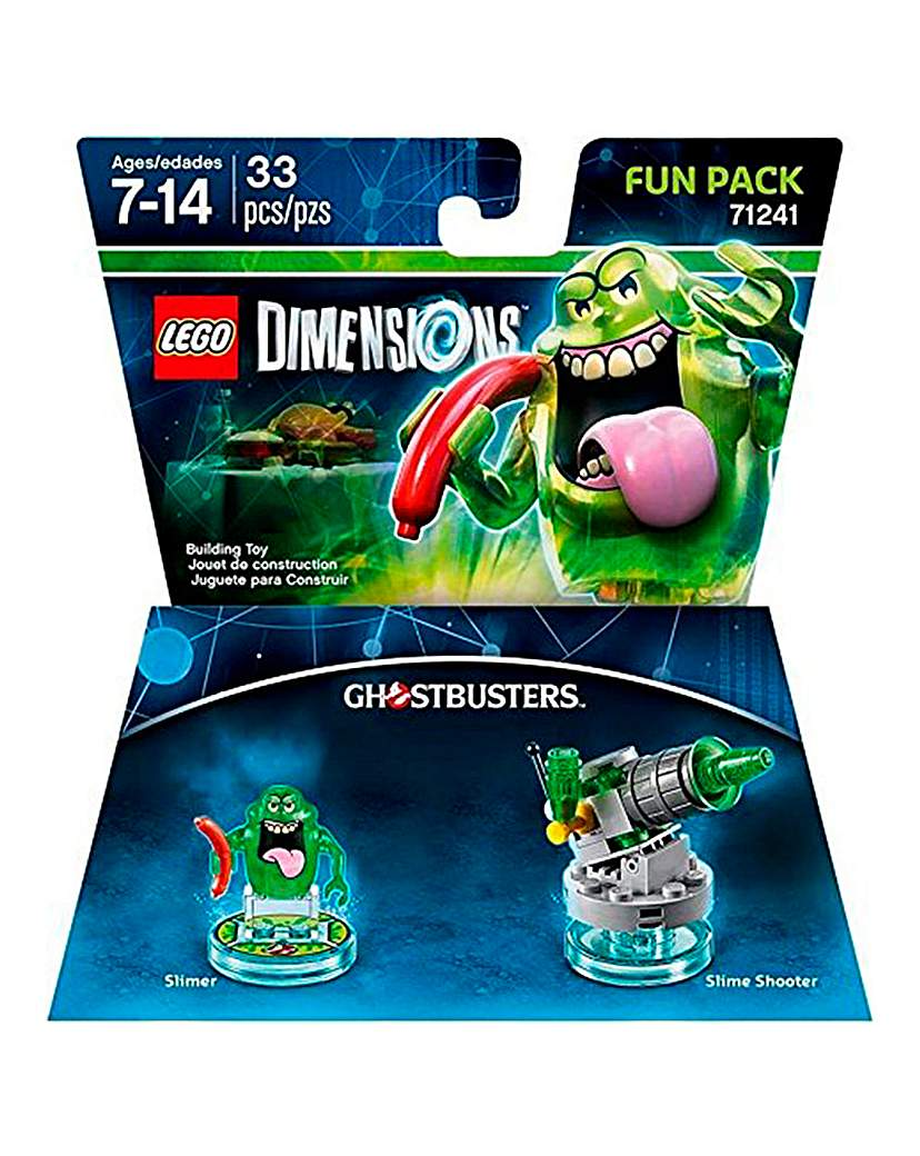 LEGO Dimensions Ghostbusters Slimer Pack