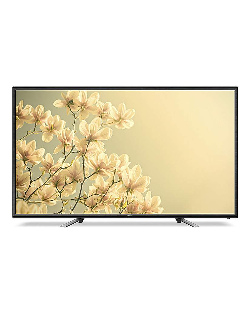 Cello 50in Freeview HD TV