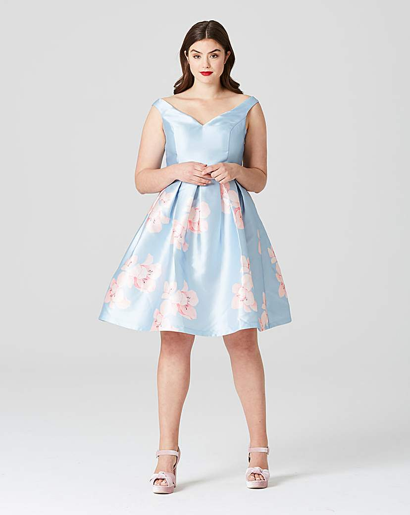Image of Chi Chi London Orelia Dress