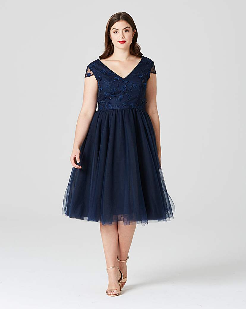 Image of Chi Chi London Cosette Dress