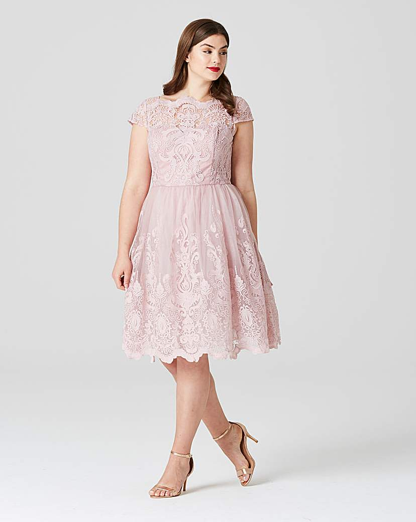 Image of Chi Chi London Liviah Dress