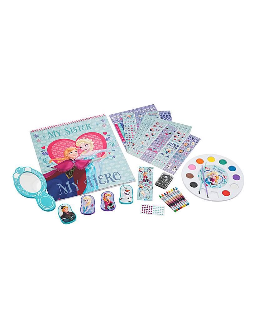 Image of Disney Frozen 1000 Piece Art Set