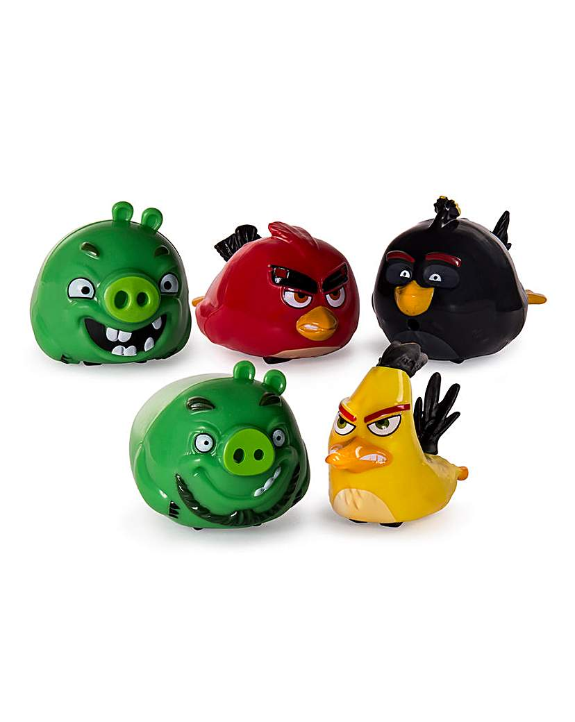Image of Angry Birds Speedsters 5 pack