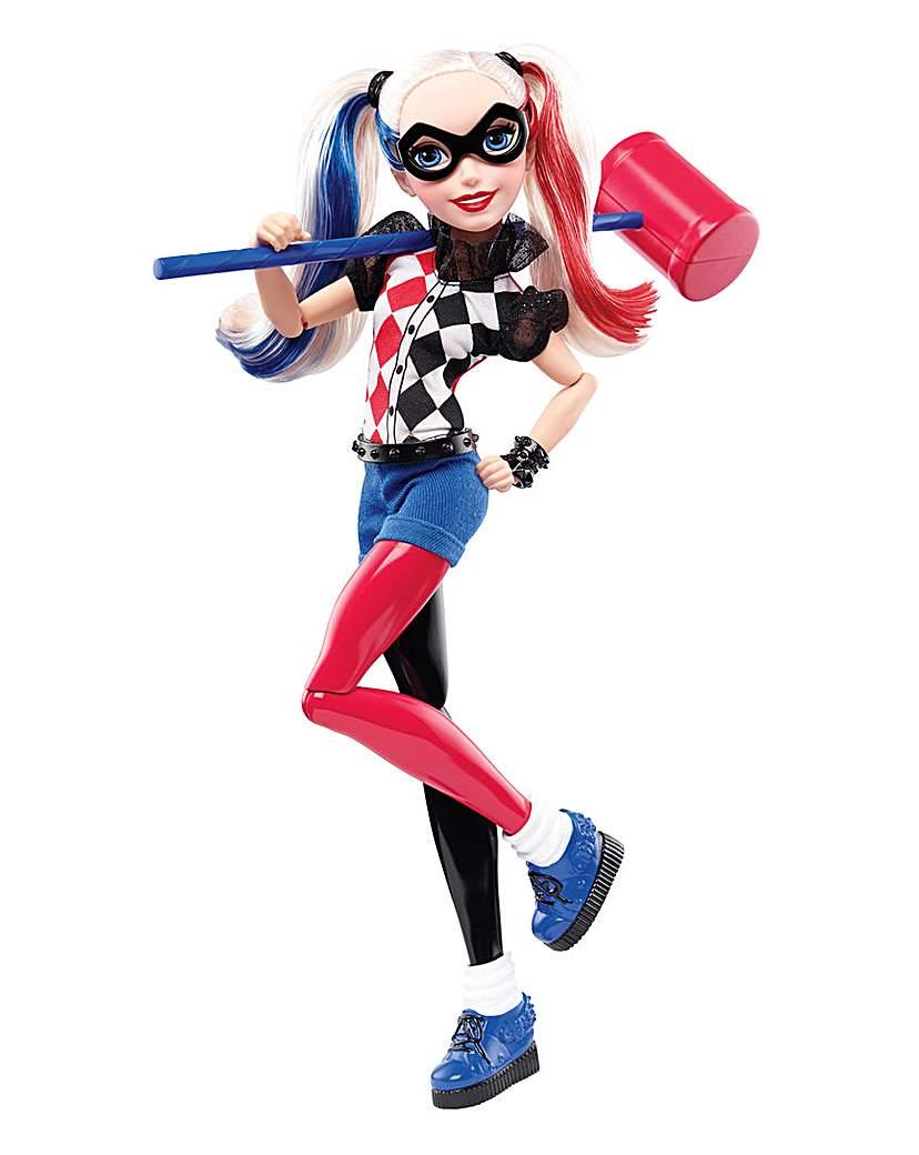 Image of DC Super Hero Girls - Harley Quinn Doll