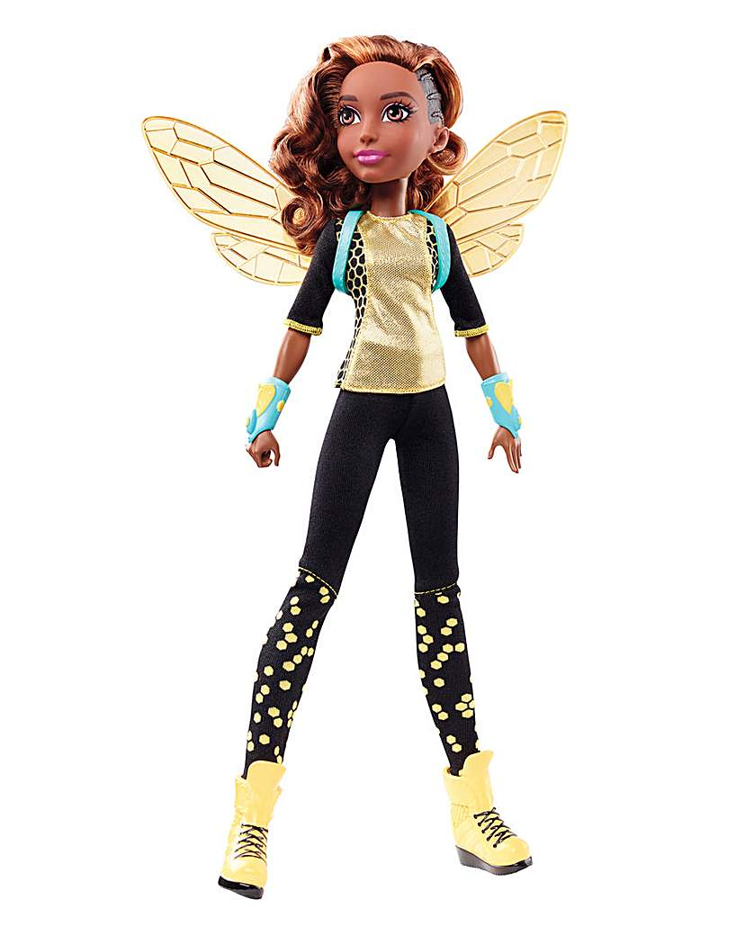 Image of DC Super Hero Girls - Bumble Bee Doll