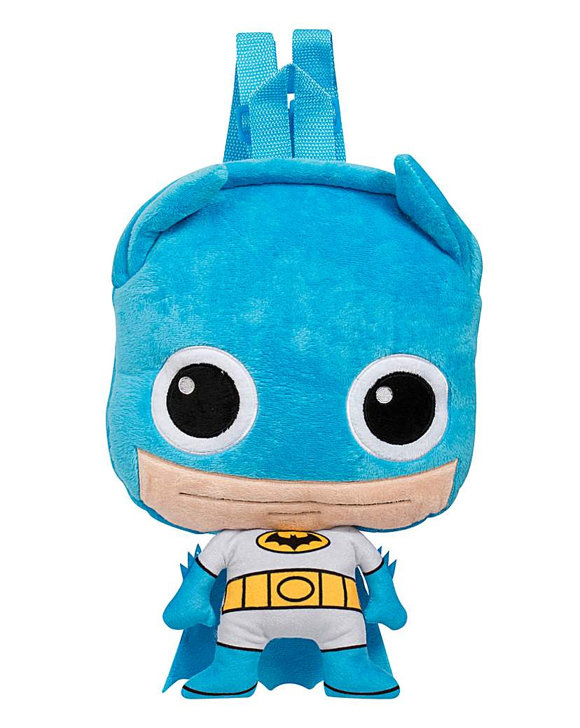 Image of Batman Plush Backpack