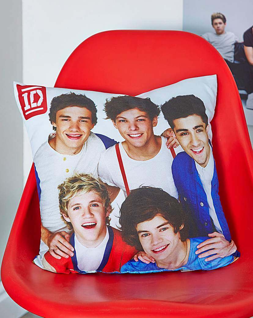 Image of One Direction Craze Square Cushion
