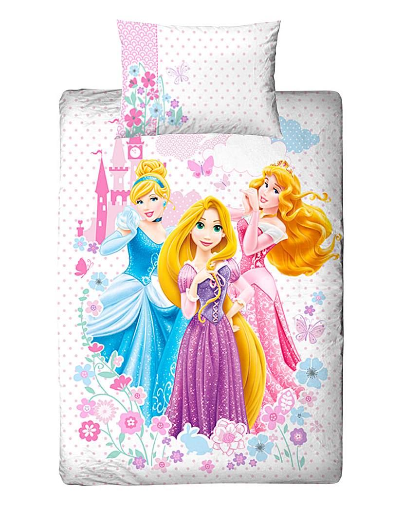 Image of Disney Princess Dreams Panel Duvet