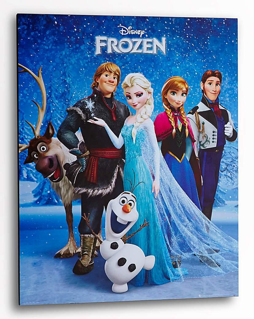 Disney's Frozen Poster Board Wall Art