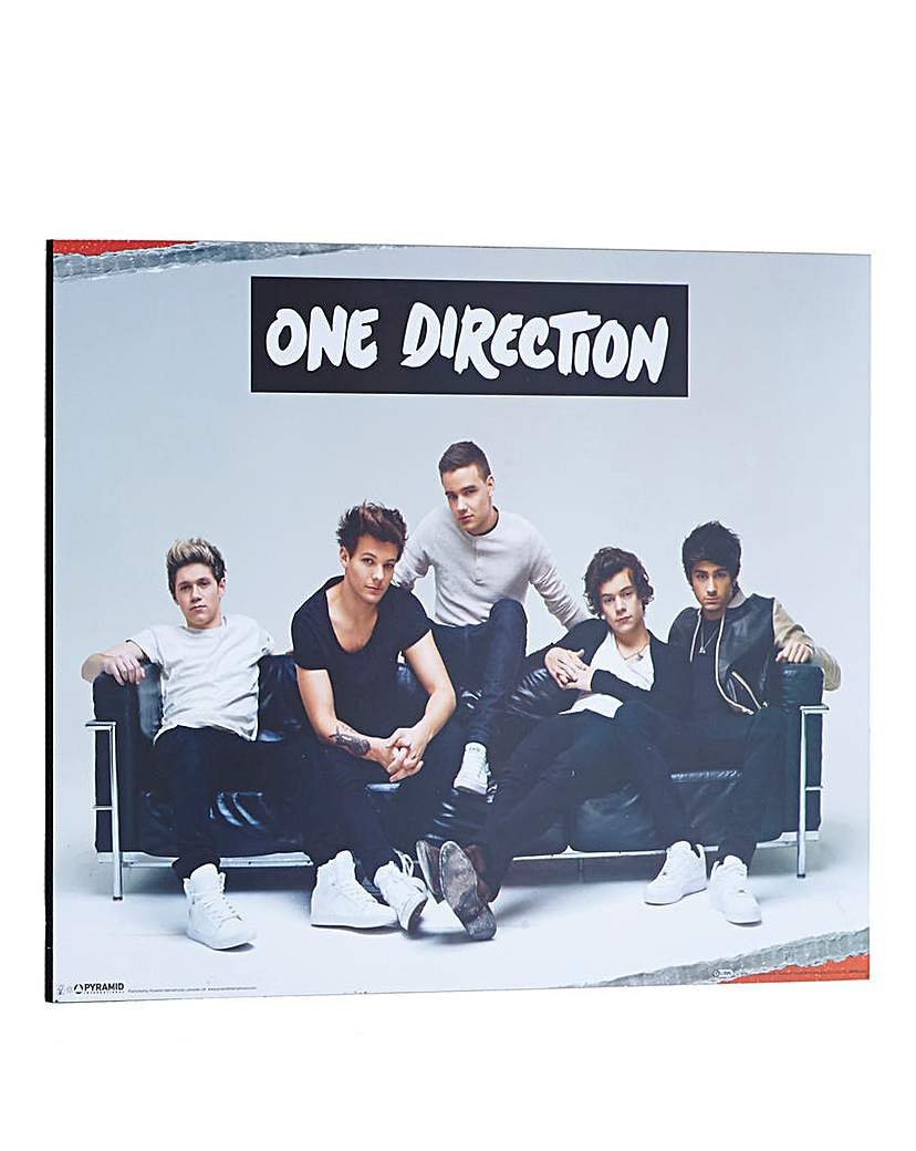 One Direction Poster Board Wall Art