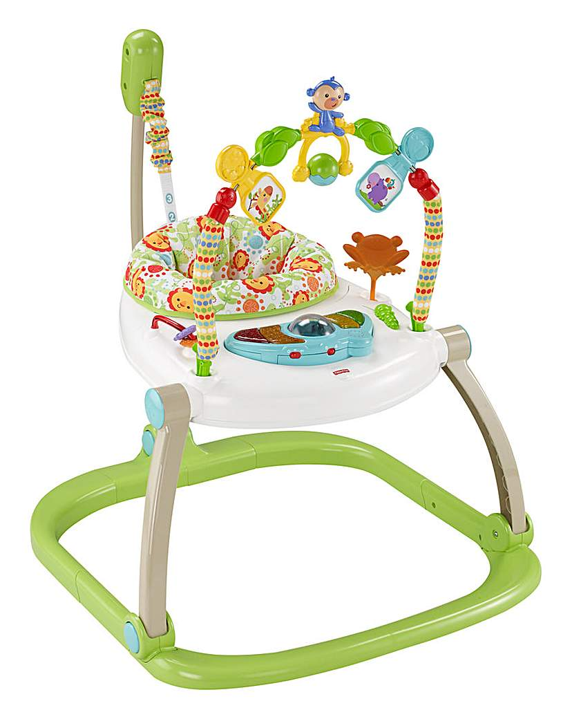 Image of Fisher Price Space Saver Jumperoo