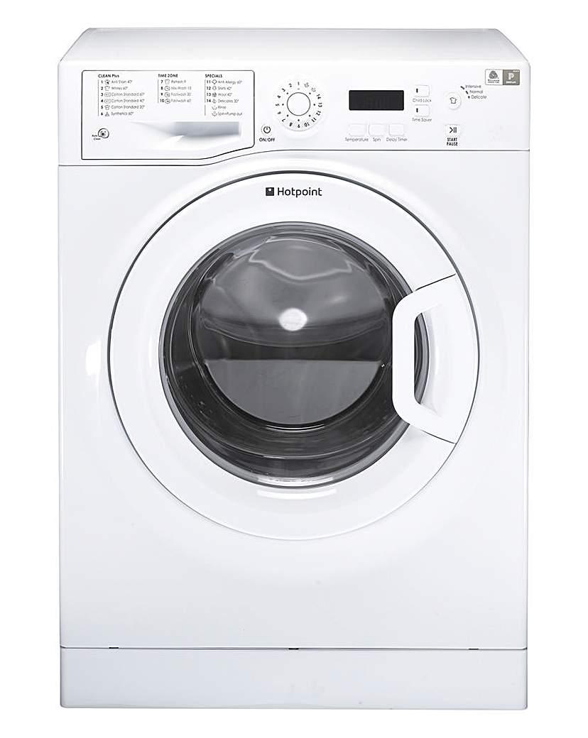 Hotpoint 7kg 1400rpm Washer White