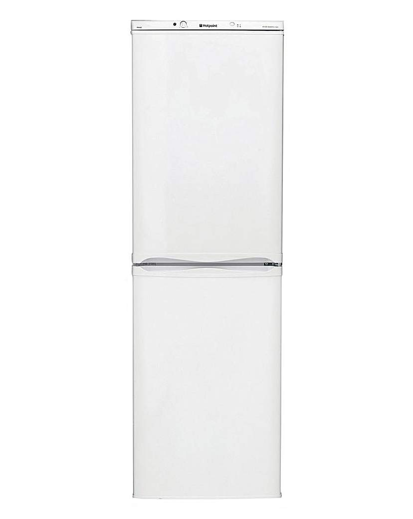 Hotpoint 55cm Fridge Freezer White