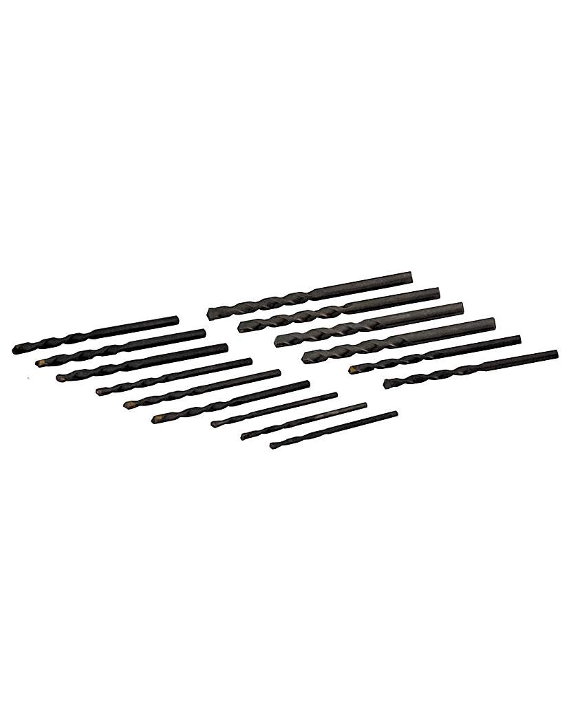 Rolson 15pc Masonry Drill Set
