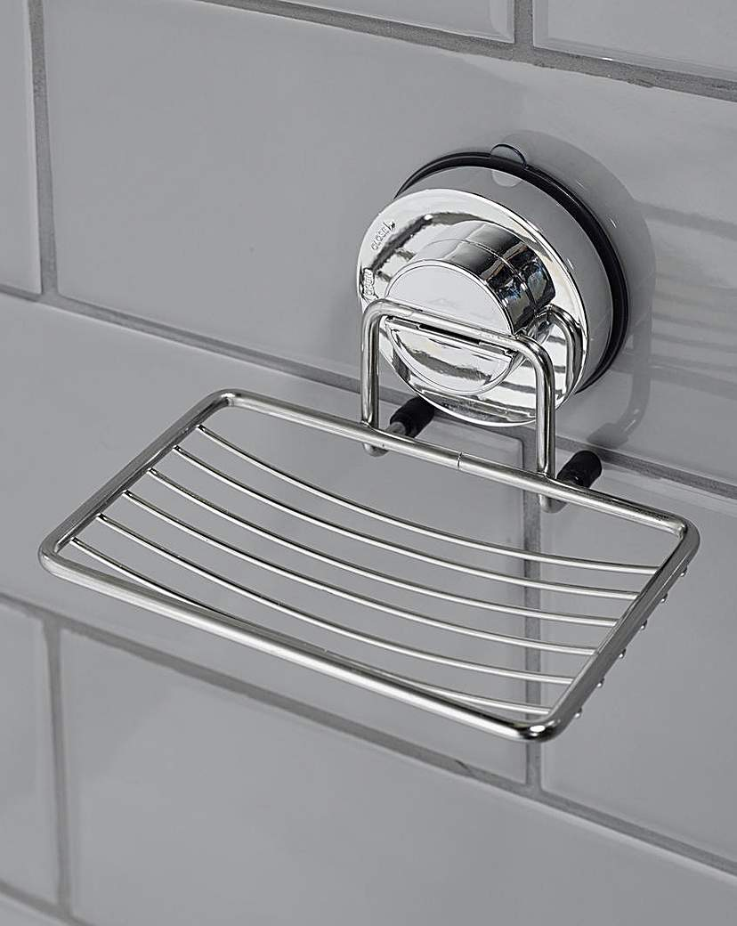 Image of Gecko Stainless Steel Soap Rack