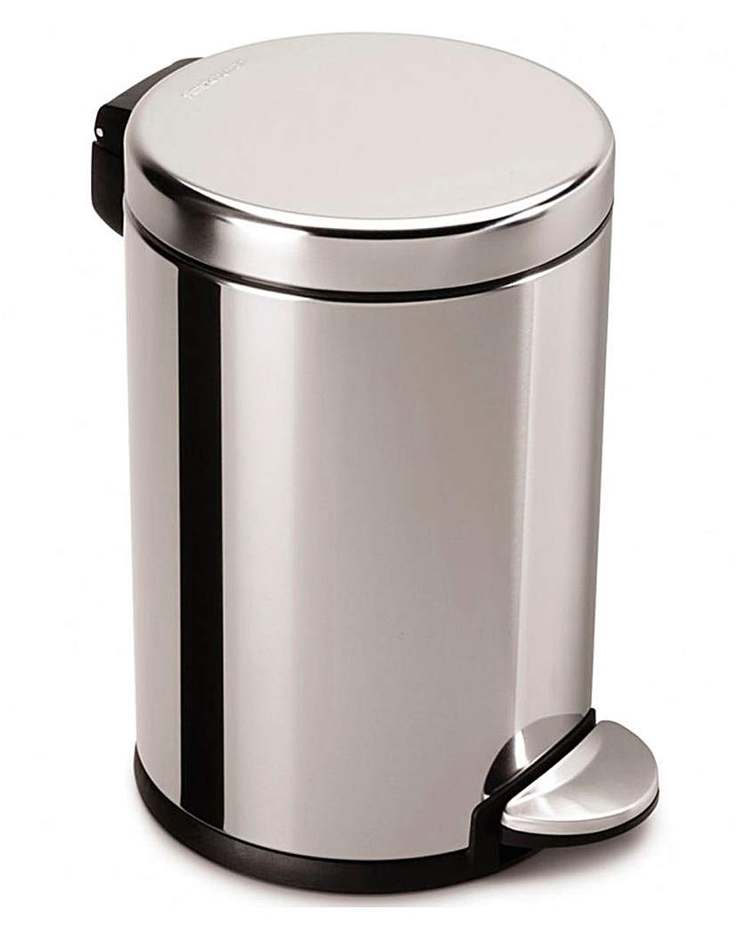 Image of Mini round pedal bins