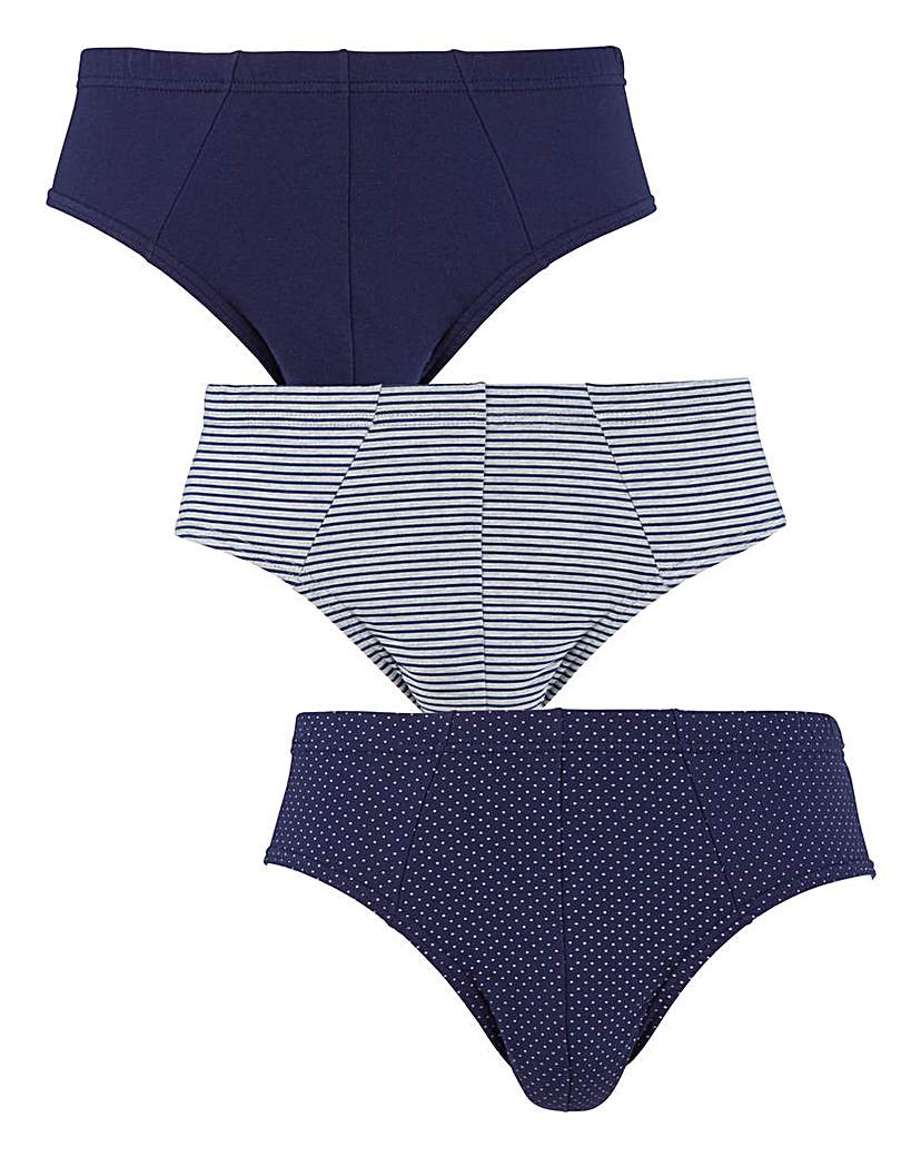 Southbay Pack of 3 Briefs