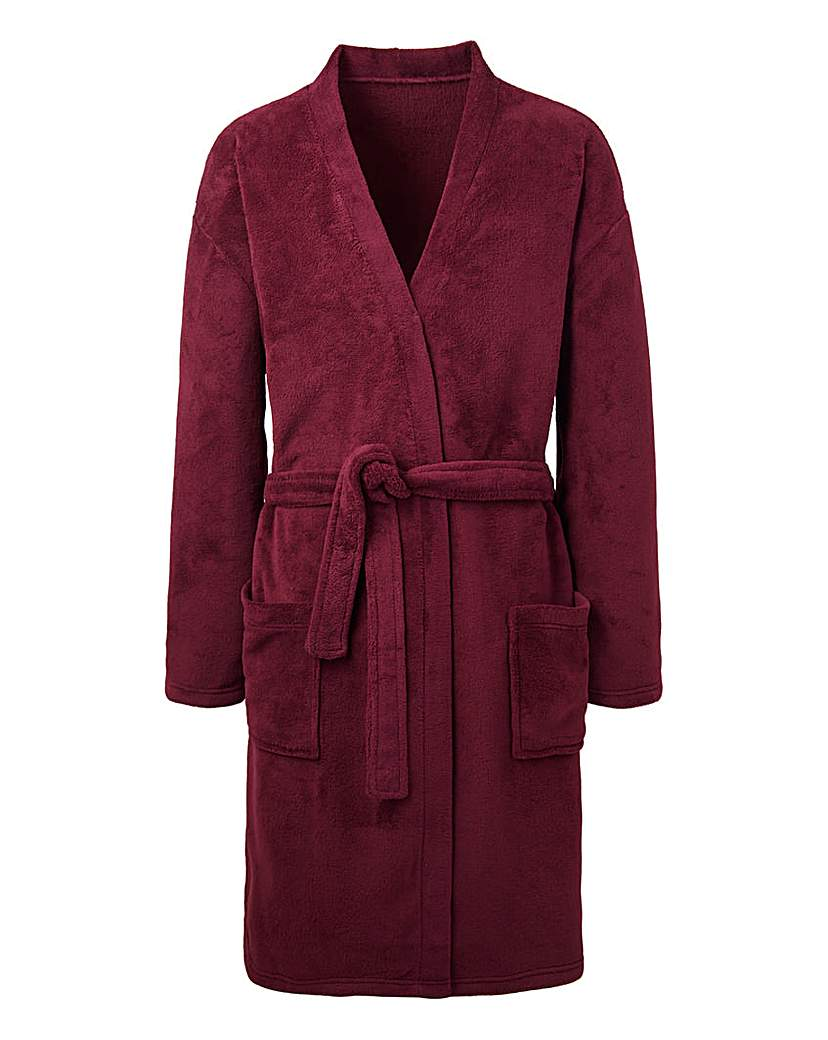 Capsule Supersoft Fleece Gown