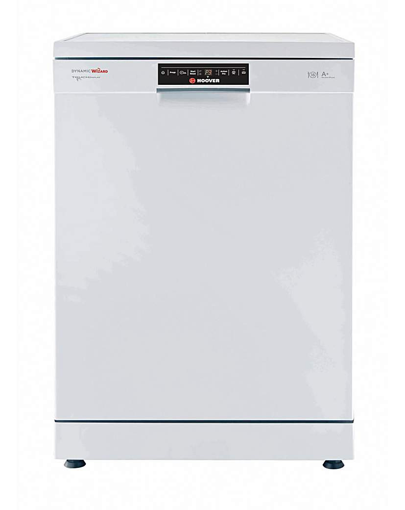 Hoover Wizard 16 Place Dishwasher