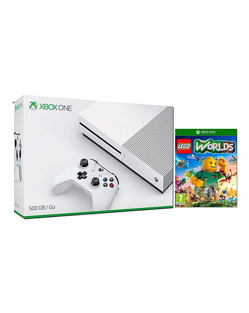 Xbox One S 500gb Lego