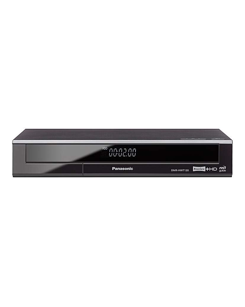 Panasonic 500gb HDD Recorder