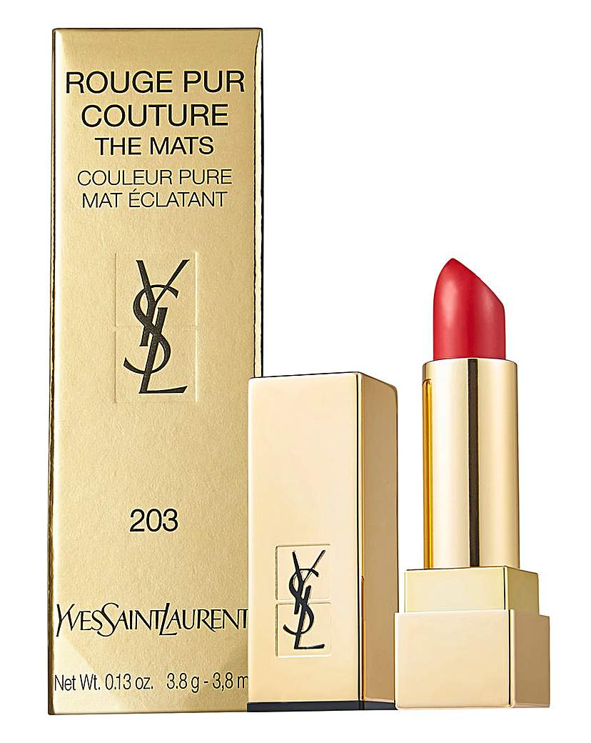 Image of YSL Rouge Rock Lipstick