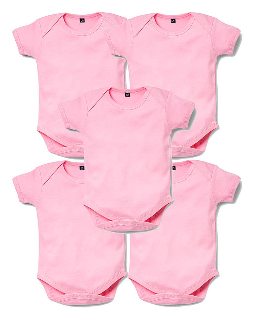 Lollipop Lane 5 Pack Body Suits