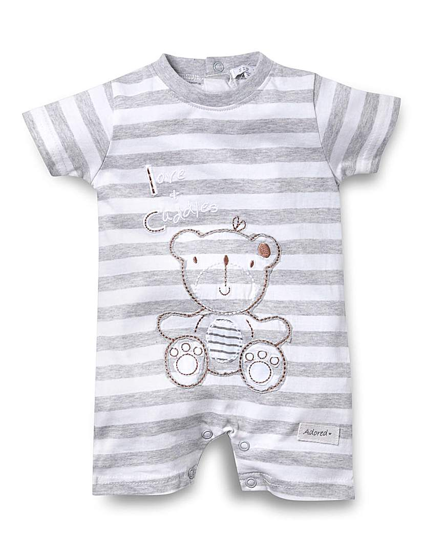 Teddybear Romper