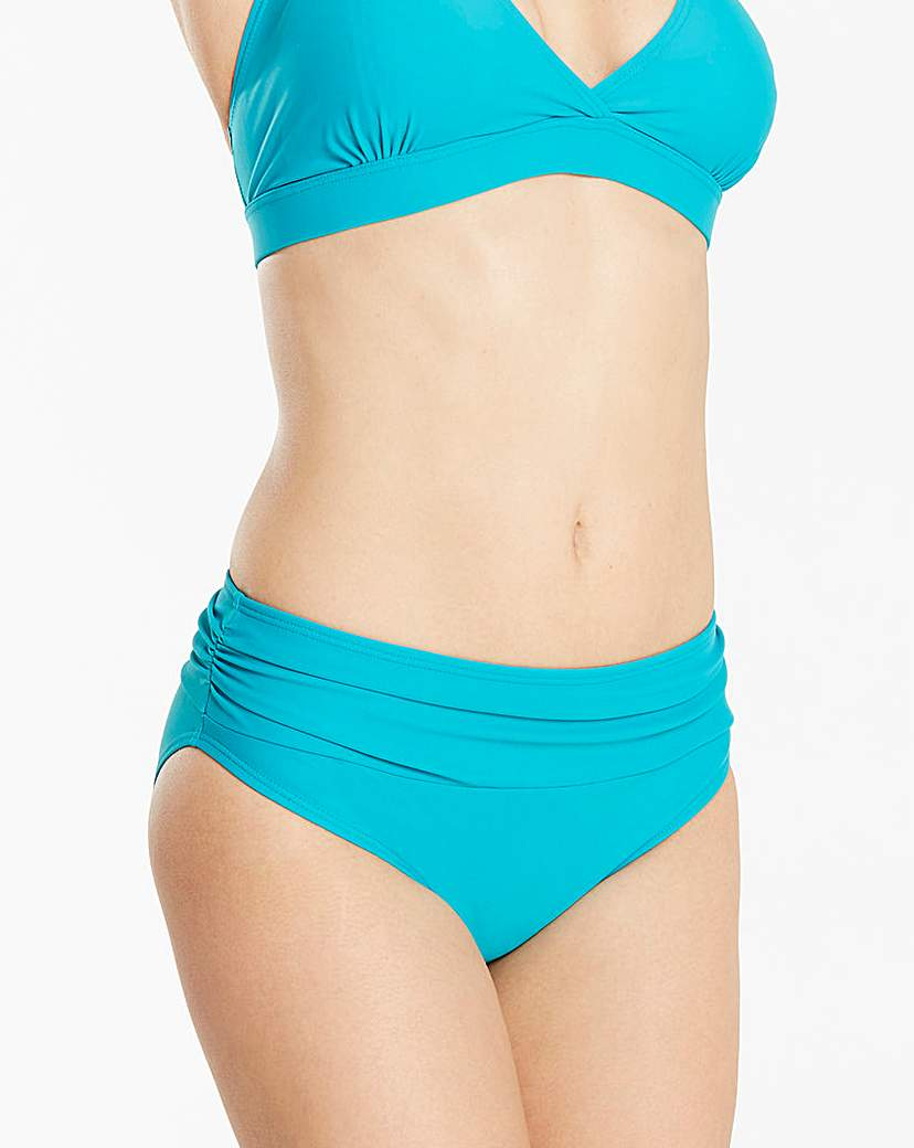 Image of Simply Yours Gathered Bikini Brief