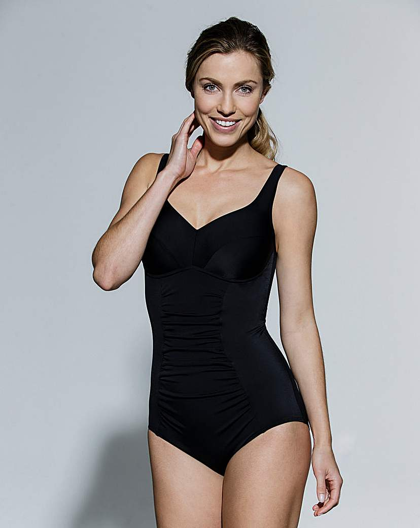 Miss Mary Ruched Swimsuit