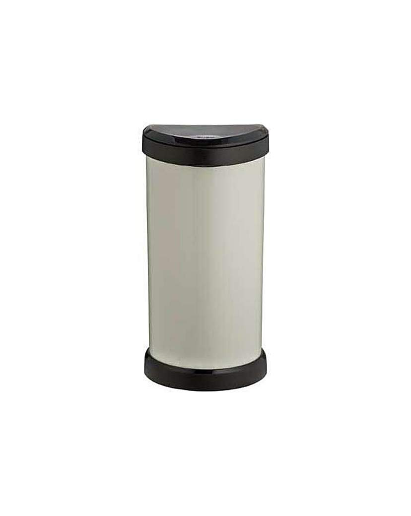 Image of Curver 40 Litre Touch Top Kitchen Bin