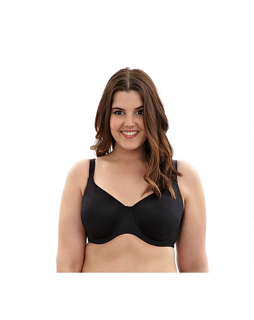 Pure Moulded None Padded T-Shirt Bra