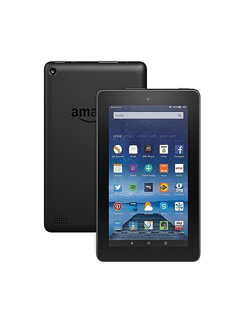 "New Kindle Fire 7""  Bundle 16G"