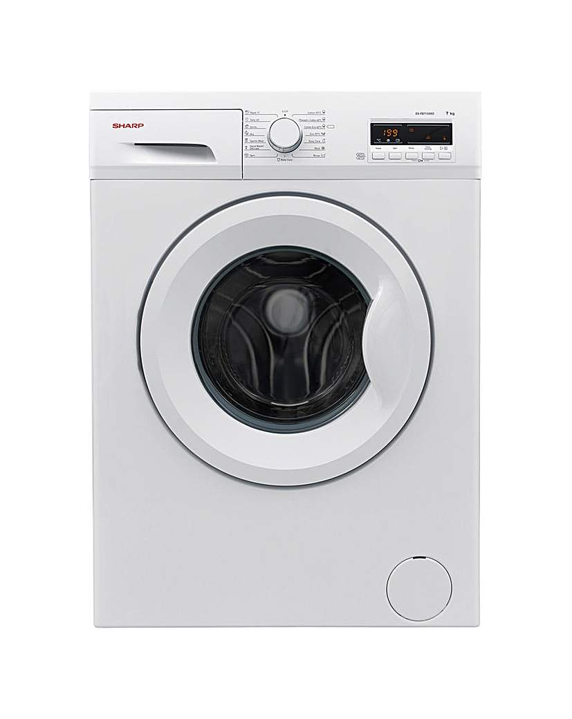 Image of Sharp 7kg Washing Machine