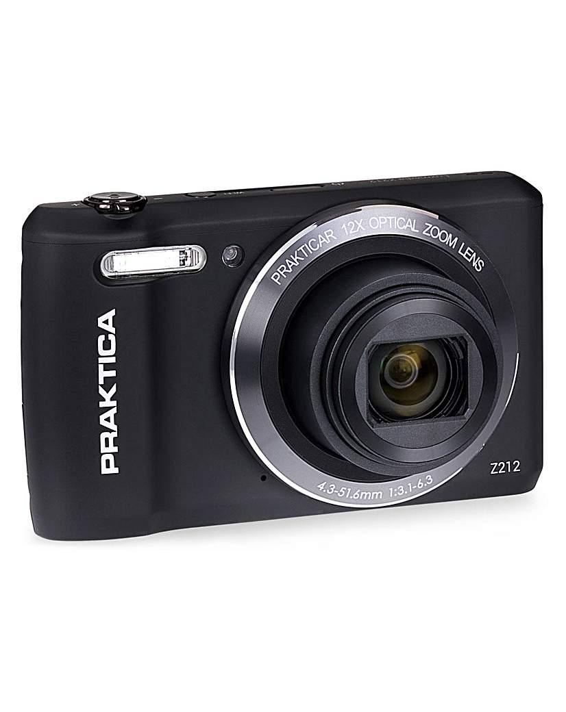 PRAKTICA Luxmedia Z212 Camera