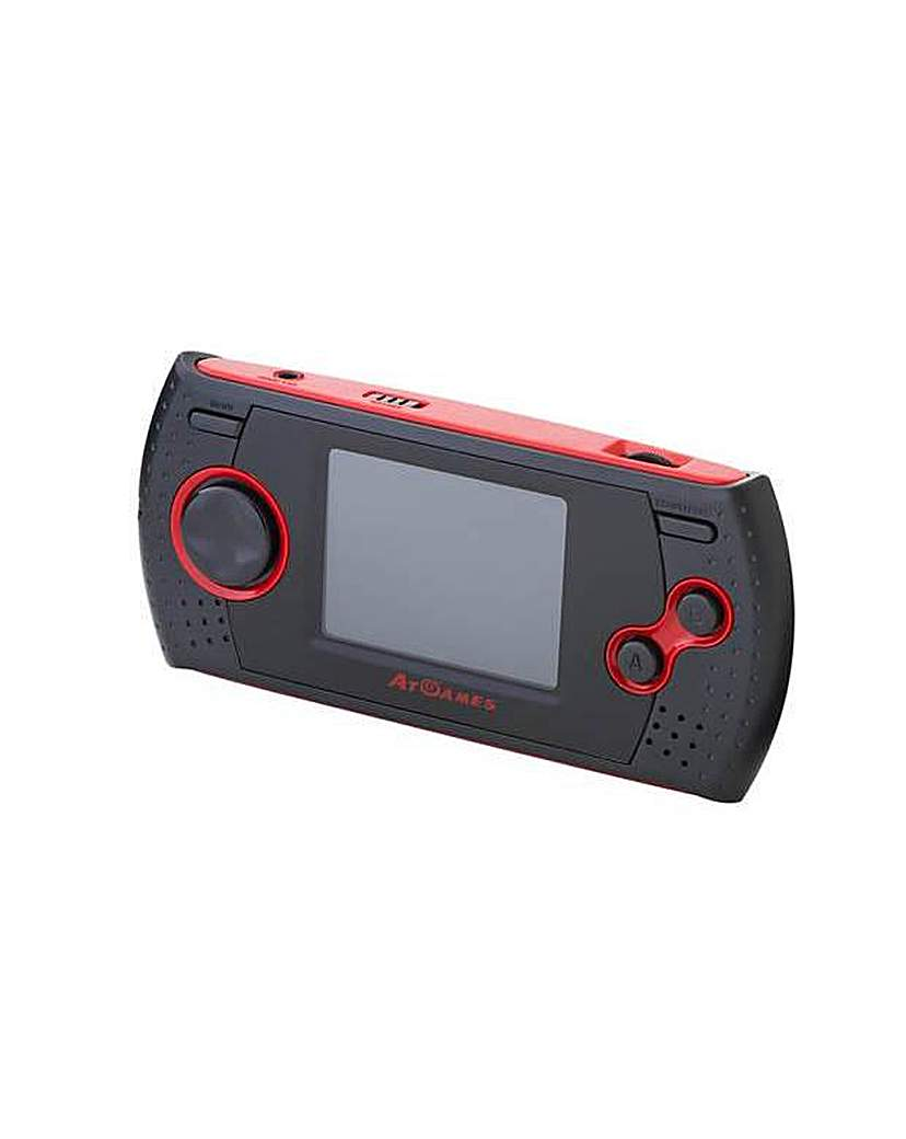 Sega Portable Console With 30 Games